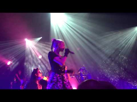 Grimes - Genesis at the Danforth Music Hall Toronto