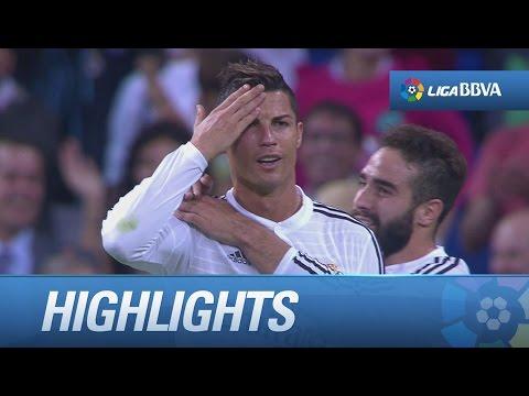 Resumen de Real Madrid (5-1) Elche CF - HD
