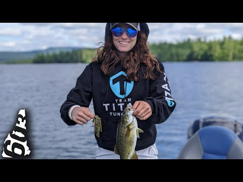 Looking For New Fishing Spots On BIG Lakes
