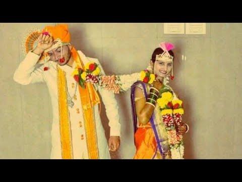 Marathi wedding  highlights   akshay weds...