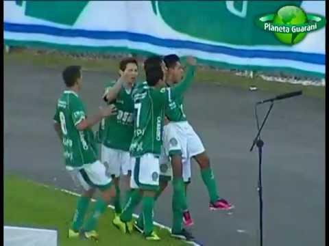 Parana 1x1 Guarani - Campeonato Brasileiro Série B 2012