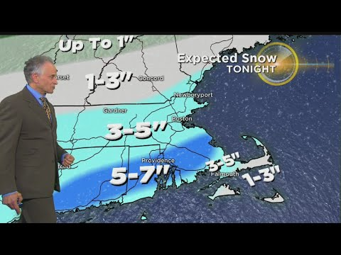 WBZ Midday Forecast For Feb. 17