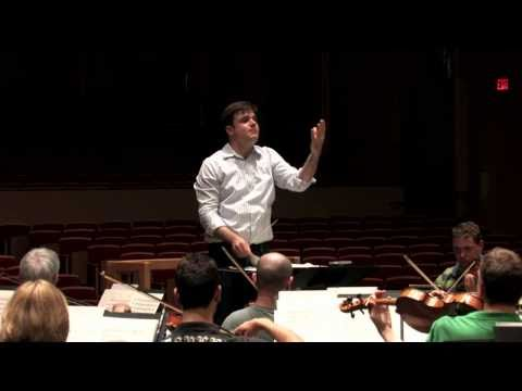 Brahms Symphony No. 2 and Paul Jacobs
