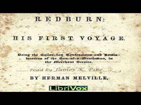 Redburn: His First Voyage | Herman Melville | Nautical & Marine Fiction | Talking Book | 6/9