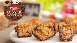 Apple Pie Bars Recipe | How To Make Apple Pie Bars | Britannia Dessert Carnival