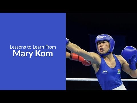Wednesday Wisdom: 4 Things to Learn From 6-time Gold Medal Winner Magnificent Mary Kom
