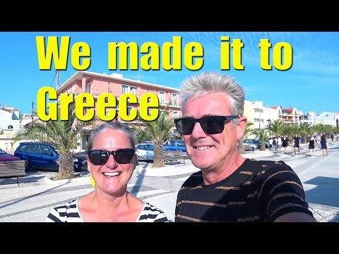Sailing from Spain to Greece Pt3 – Sailing A B Sea (Ep.037)
