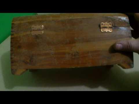 jewelry box restoration