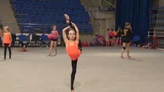 В районе пройдут Всероссийские соревнования по художественной гимнастике