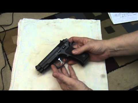 CZ 75 Take Down and Reassembly