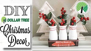 DIY Dollar Tree Christmas Deco…