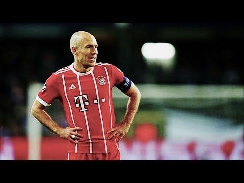 Arjen Robben ● Crazy Skills & Goals ● 2012-2018 | HD