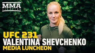 Valentina Shevchenko: My Muay Thai Wins Over Joanna Jedrzejczyk Are 'Affecting Her'