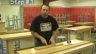 Building A Wall Shelf P1-4