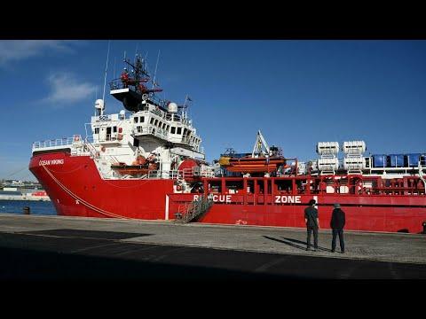 ...سفينة إنقاذ المهاجرين -أوشن فايكينغ- تطالب بمرفأ آمن  - 22:55-2021 / 8 / 2