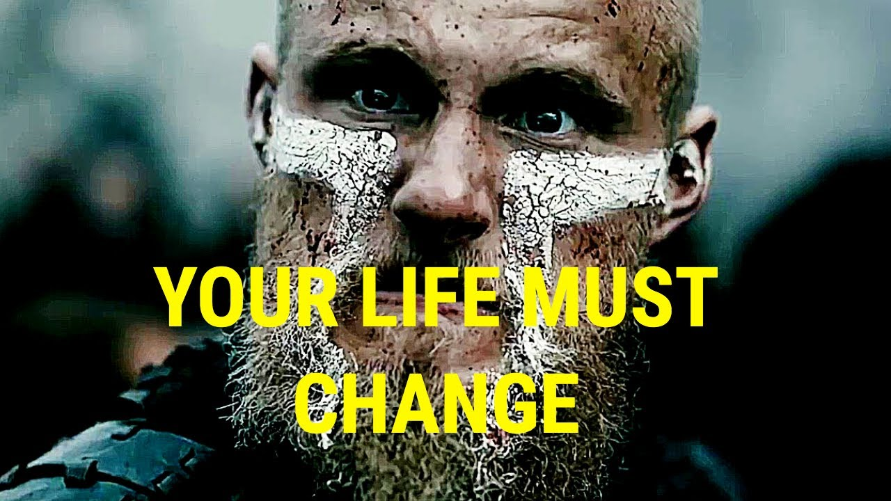 BECOME A VIKING SPEECH - Motivational Viking Video (Powerful)