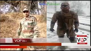 Pakistani Army reply to Indian army edit by usman khan