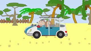 Fox Family Сartoon for kids #397