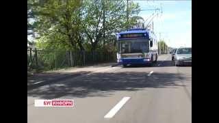 2015-05-01 г. Брест. Открытие нового поэтического троллейбуса. Телекомпания Буг-ТВ.