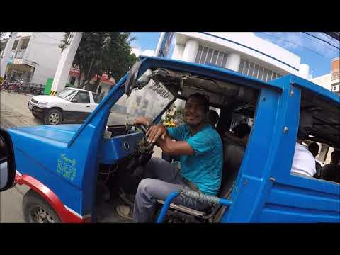 American man takes you on a tour of Zamboanga City Philippines.