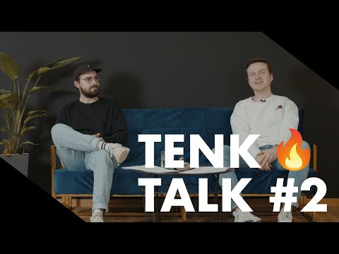 TENK TALK #2 | 3D Animationen und Motion Design
