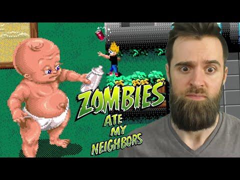 Extraordinarily Hard Games [#14] - Zombies Ate My Neighbors
