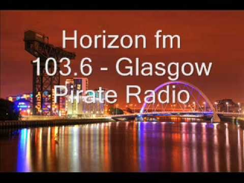 Horizon fm - Glasgow Pirate Radio