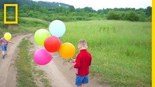 Helium 101 | National Geographic