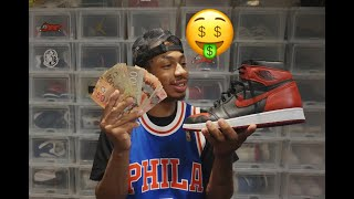 HOW MUCH IS MY JORDAN 1 COLLECTION WORTH???