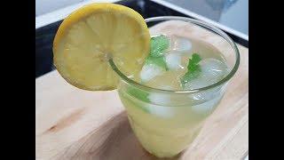 Frisse Limoen Limonade voor de Zomer Recept
