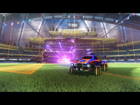 Rocket League Rant #1: Success, Luck and Hard Work