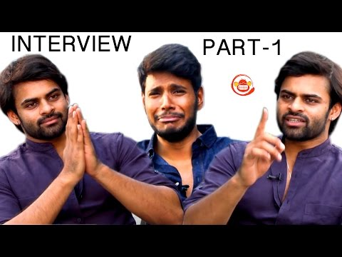 Sai Dharam Tej Funny Interview With Sundeep Kishan About Okka Ammayi Thappa‬ Movie Part 1