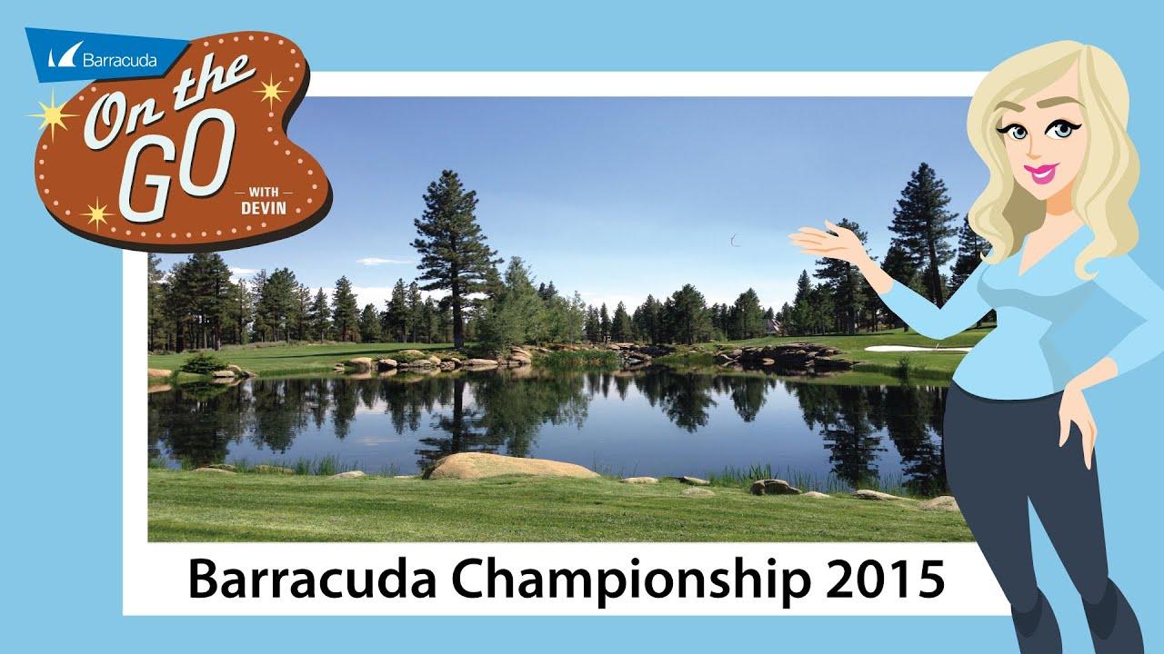 Barracuda Championship