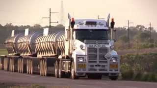 Road Trains - AUSTRALIA