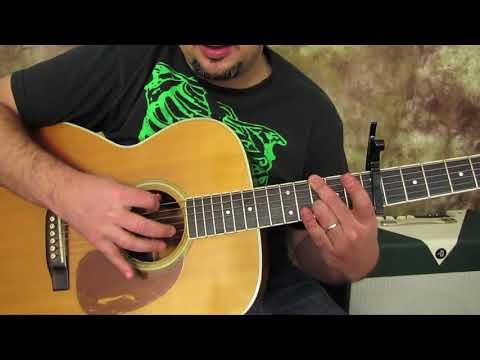 3 simple but head turning Beatles Guitar Chords