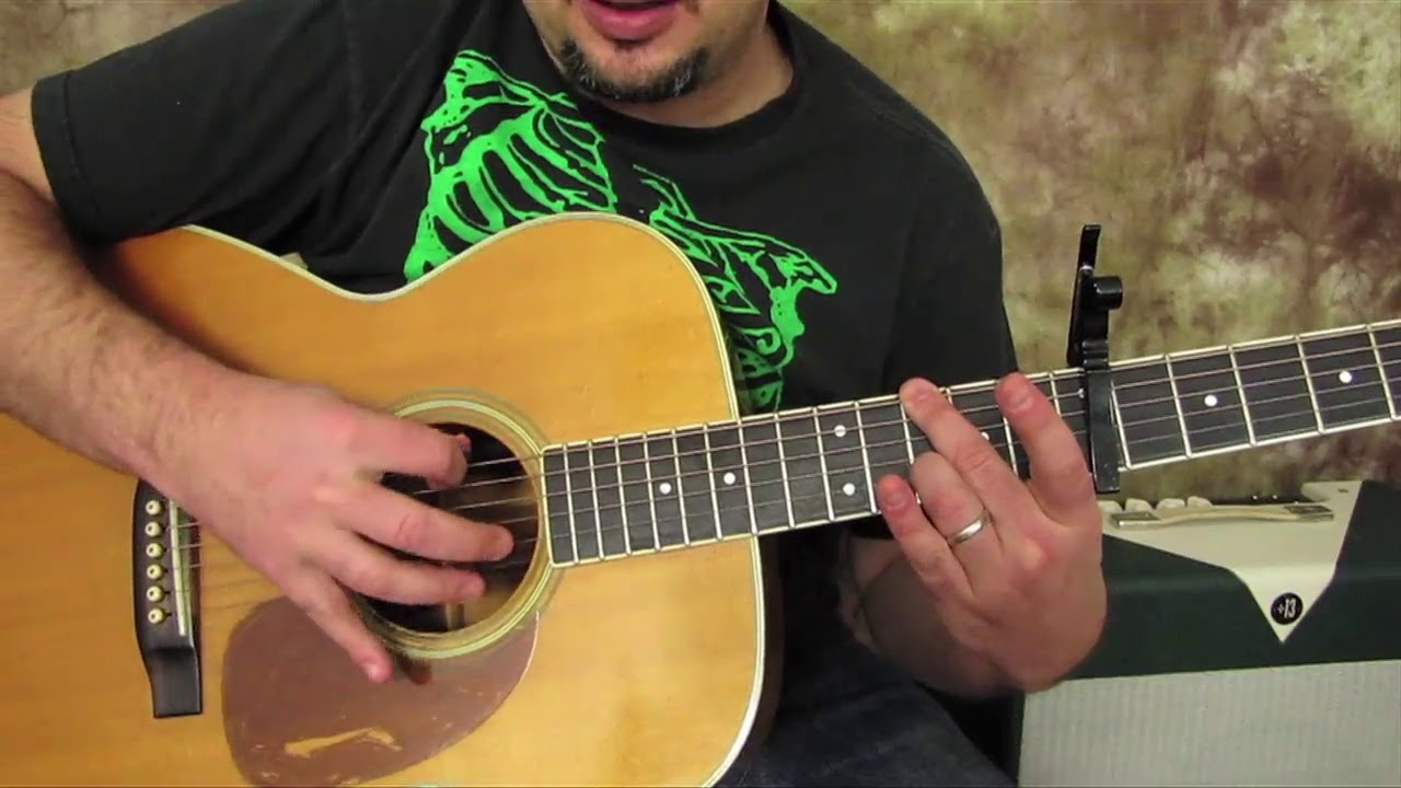 3 Simple But Head Turning Beatles Guitar Chords Youtube
