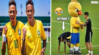 Neymar Jr ► Most Funny and Cute Moments - 20k special (HD)