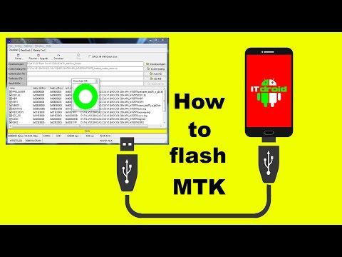 видео: Прошивка устройств на процессоре  mediatek через sp flash tool/ how to flash mtk devices