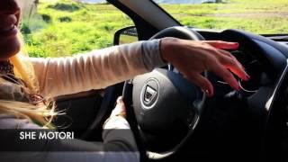 Dacia Duster GPL - testdrive