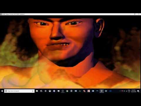MAME  tekken  - GUNJACK = HACKED - ARCADE GAMEPLAY  p fps