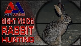 Air Arms - South African Night Vision Rabbit Hunting
