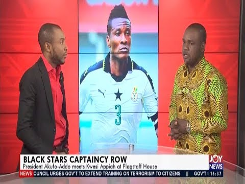The Pulse Sports on JoyNews (21-5-19)