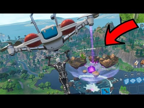 *NEW* CUBE ISLAND DESTROYED! Fortnitemares! (LIVE REACTION) - Fortnite Battle Royale
