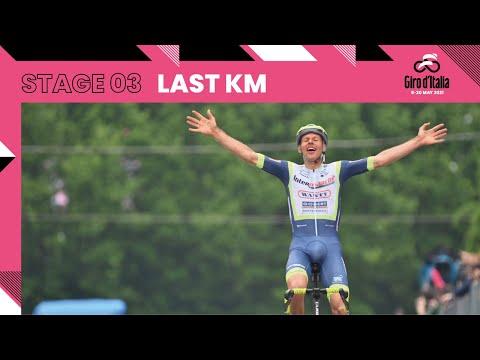 Giro d'Italia 2021 | Stage 3 | Last Km