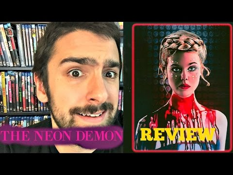 THE NEON DEMON (2016) Horror Movie Review
