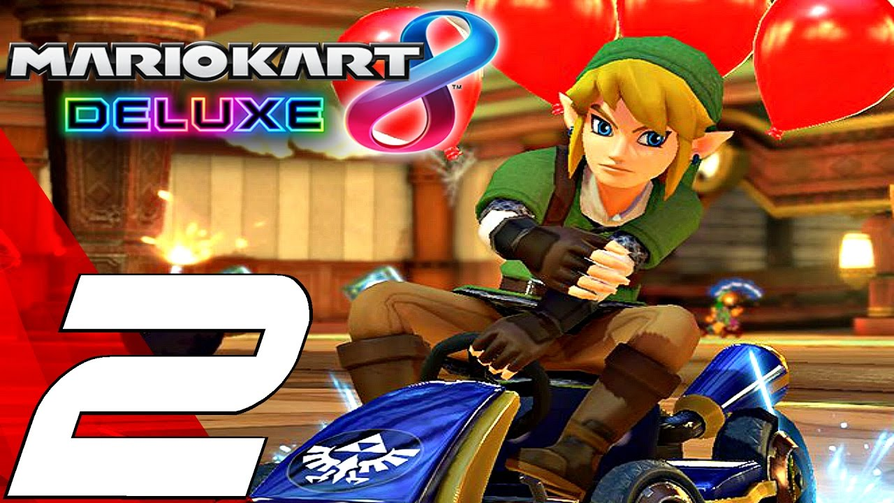 mario kart 8 deluxe gameplay walkthrough part 2 grand prix battle mode 1080p 60fps youtube. Black Bedroom Furniture Sets. Home Design Ideas