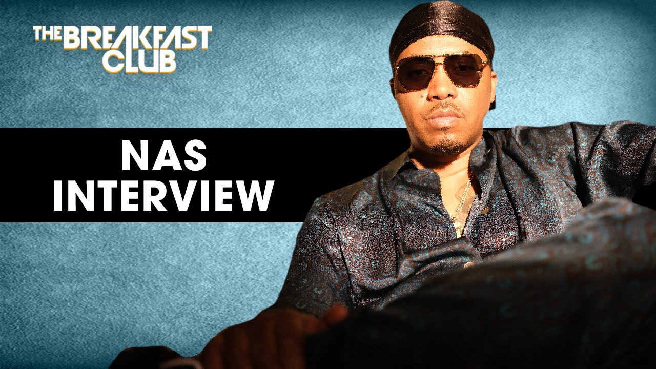 Nas Explains Why Him And Biggie Didn't Do A Record Together