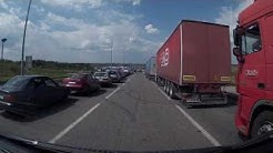 How to beat the Border Queues  between Ukraine and Poland