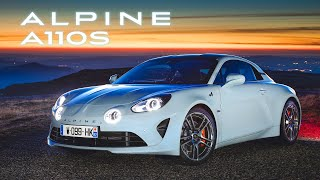 Alpine A110S: Road And Track Review | Carfection 4K YouTube Videos