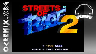 OC ReMix #788: Streets of Rage 2